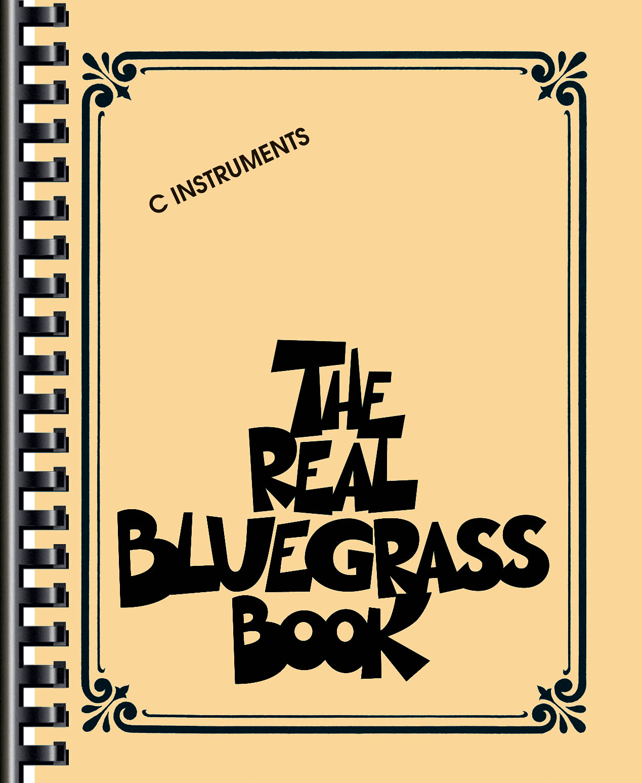 Real Bluegrass Book C Edition