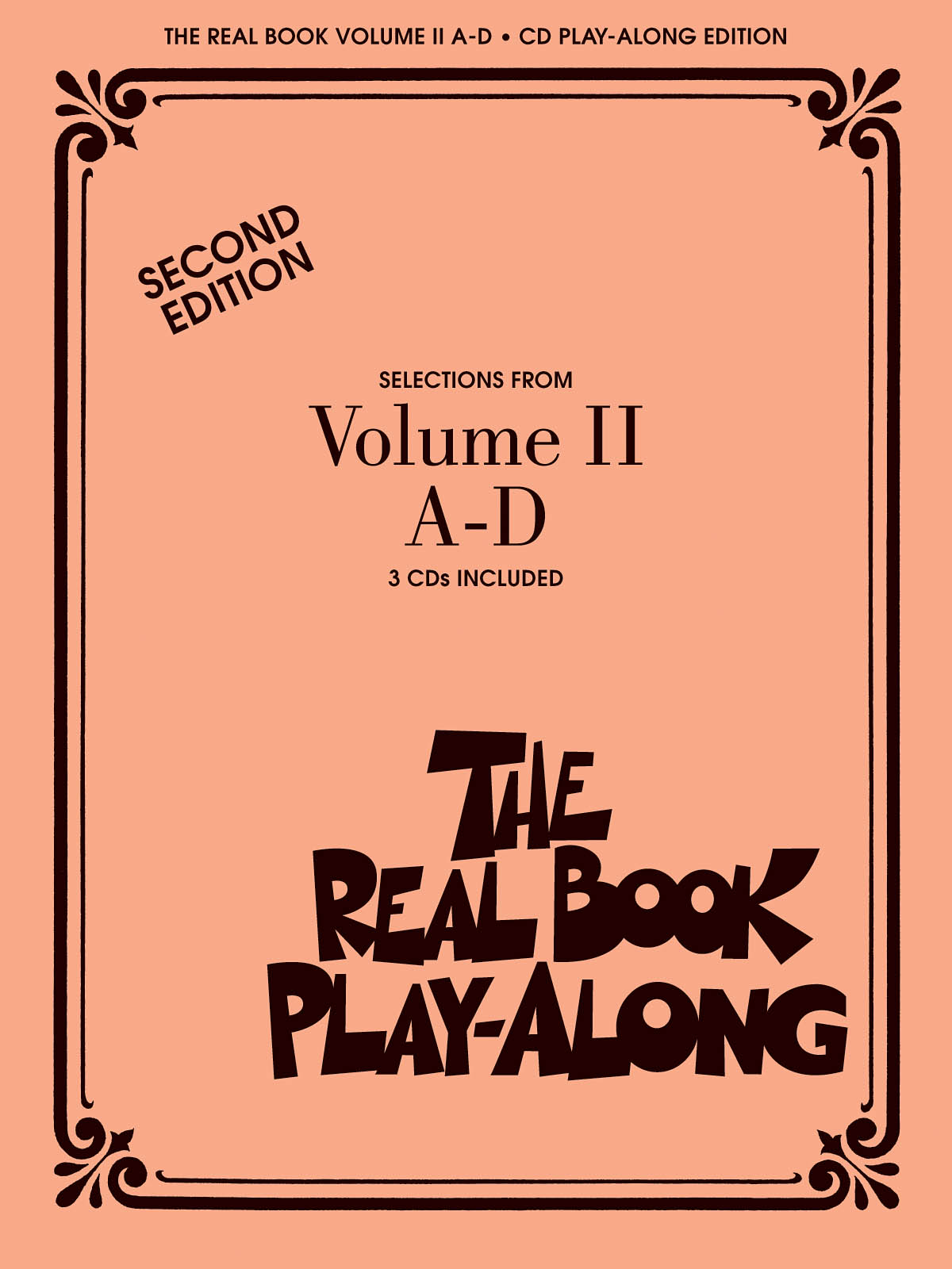 Real Book Play-Along Vol. 2 A-D