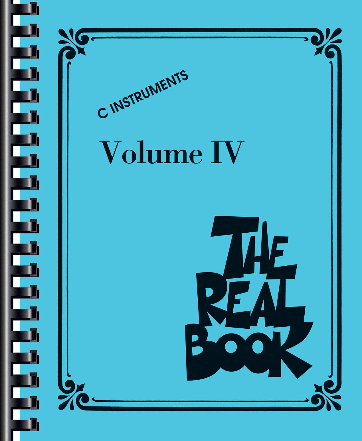 Real Book Vol. 4 C Edition