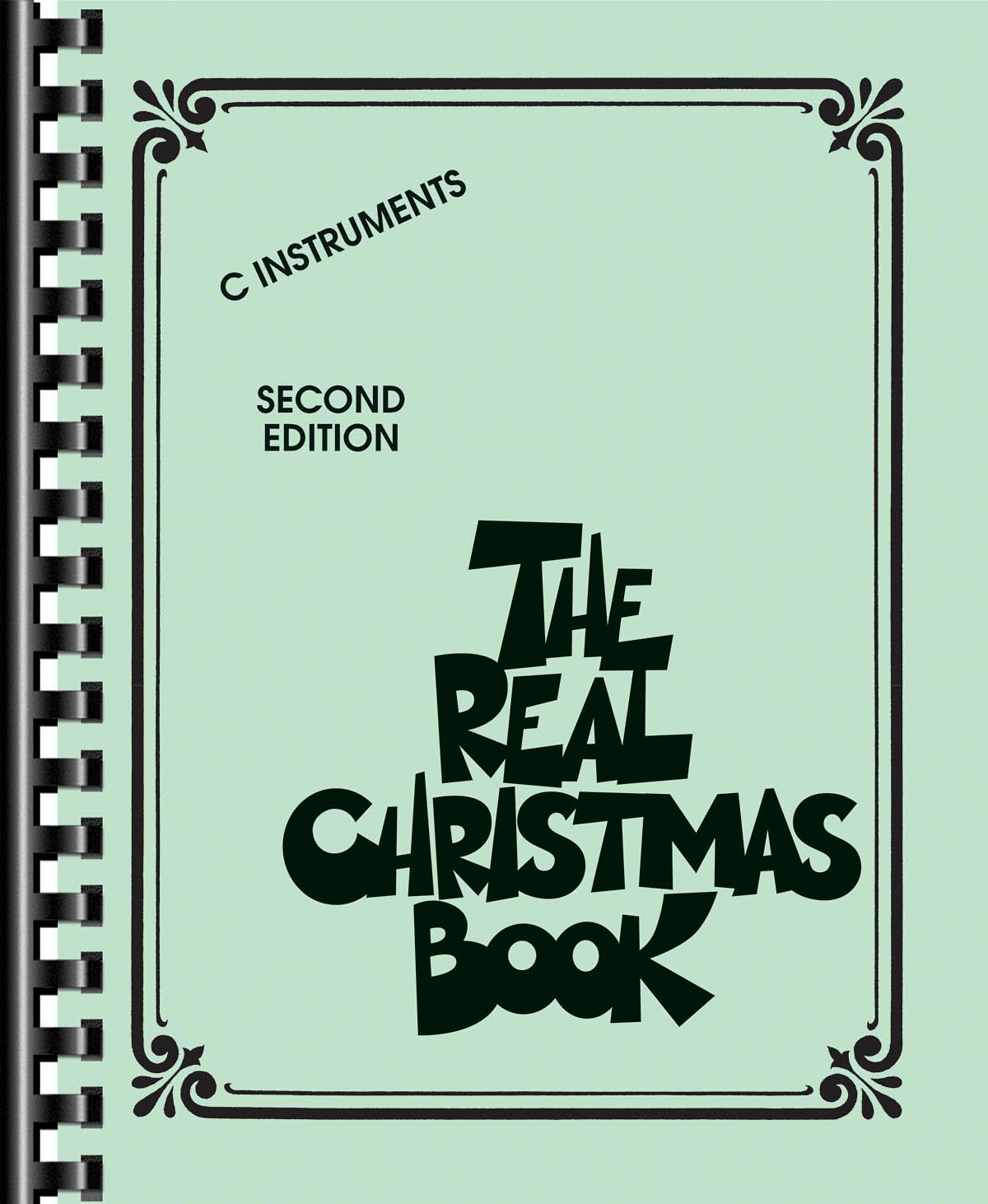 Real Christmas Book C Edition