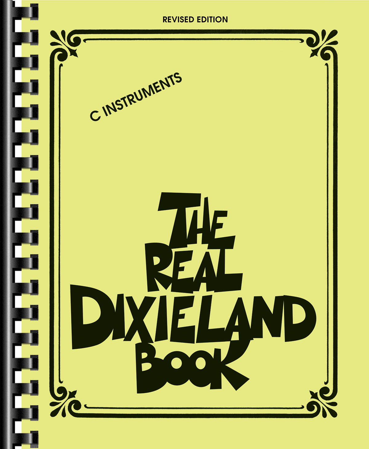 Real Dixieland Book C Edition