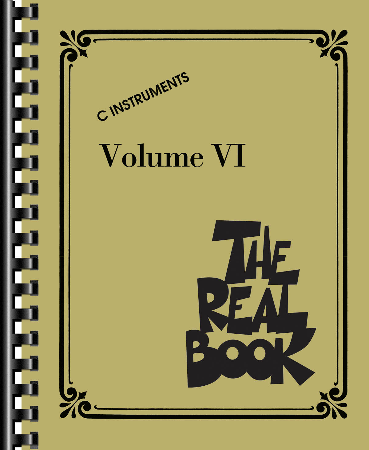 Real Book Vol. 6 C Edition