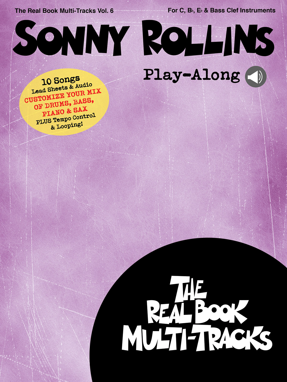 The Official Real Book – Sonny Rollins Play-Along