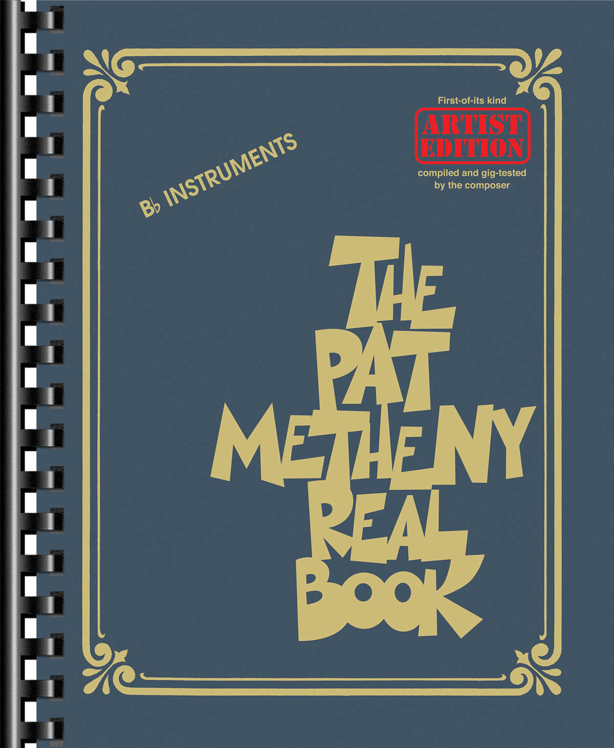 Pat Metheny Real Book Bb Edition