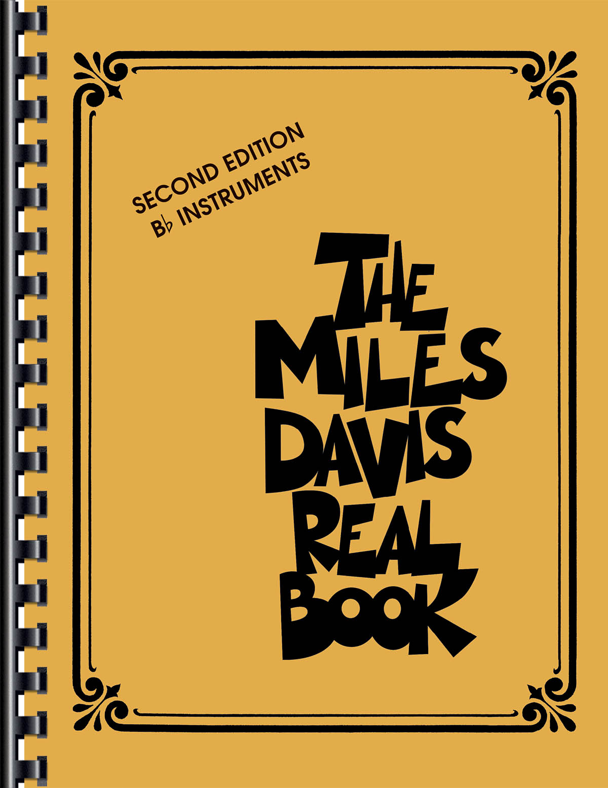 Miles Davis Real Book Bb Edition