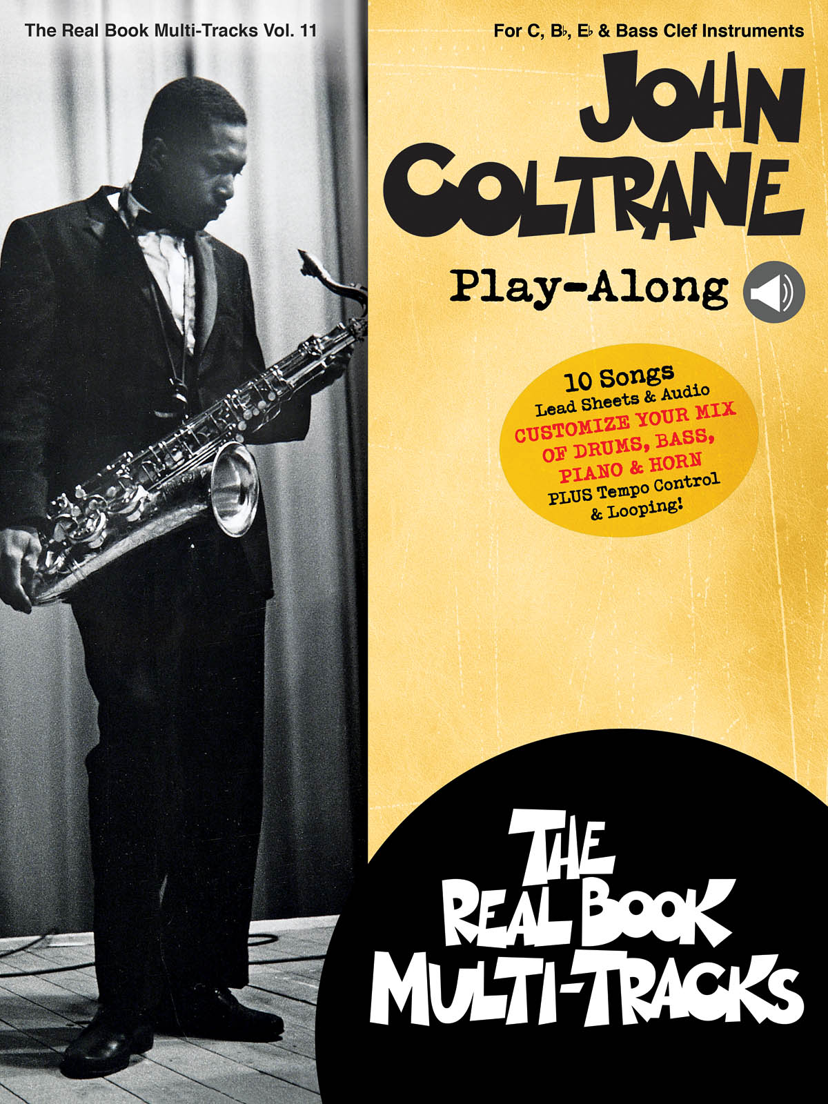 John Coltrane Play-Along: Real Book Multi-Tracks Volume 11