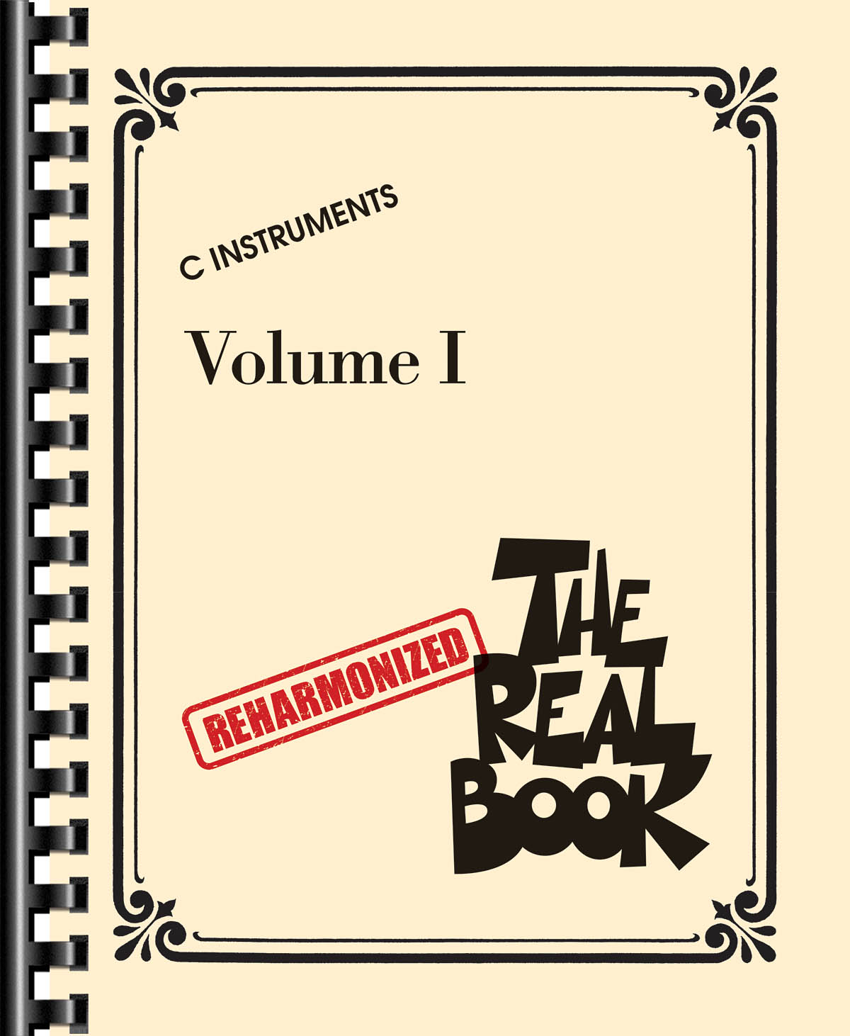The Reharmonized Real Book – Volume 1