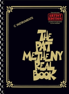 Pat Metheny Real Book C Edition