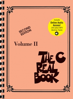Real Book Vol. 2 C Instruments Play-Along