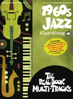 1960s Jazz Play-Along: Real Books Multi-Tracks Volume 13