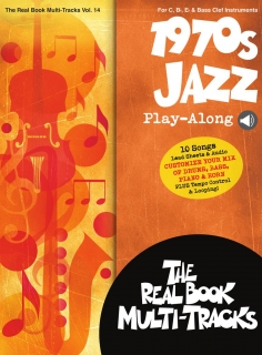 1970s Jazz Play-Along: Real Book Multi-Tracks Volume 14