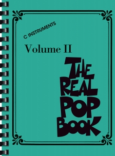 The Real Pop Book Volume II for C Instruments