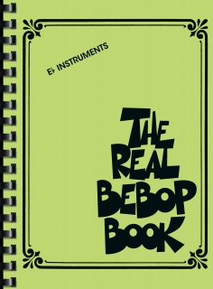 The Real Bebop Book – Eb Instruments