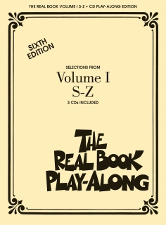 Real Book Play-Along Vol.1 S-Z