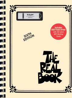 Real Book Vol. 1  C Bk/Flash Drive