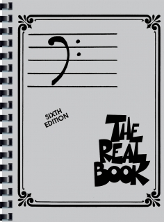 Real Book Vol.1 Bass Clef Edition