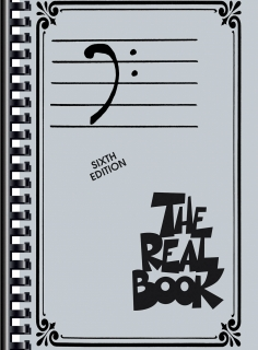 Real Book Vol. 1 Bass Clef Mini
