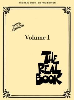 Real Book Vol. 1 CD-ROM