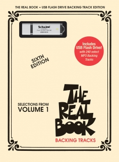 Real Book Vol. 1 Flash Drive only