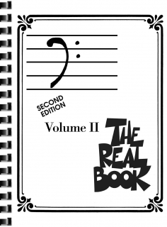 Real Book Vol. 2 Bass Clef Edition