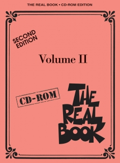 Real Book Vol. 2 CD-ROM