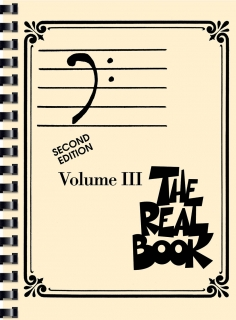Real Book Vol. 3 Bass Clef Edition
