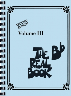 Real Book Vol. 3 Bb Edition