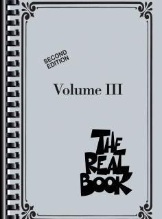 Real Book Vol. 3 C Edition Mini