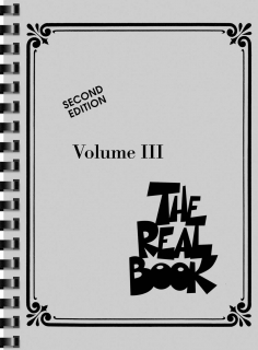 Real Book Vol. 3 C Edition