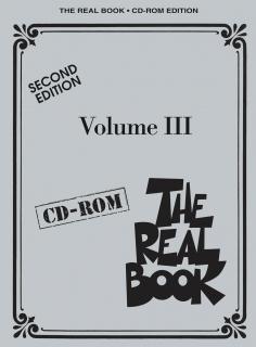 Real Book Vol. 3 CD-ROM