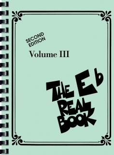Real Book Vol. 3 Eb Edition