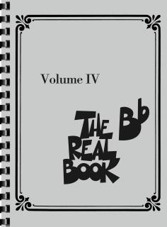 Real Book Vol. 4 Bb Edition