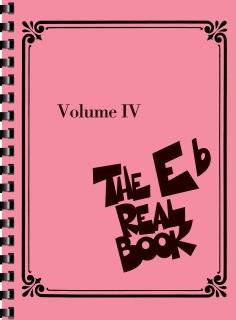 Real Book Vol. 4 Eb Edition