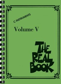 Real Book Vol. 5 C Edition